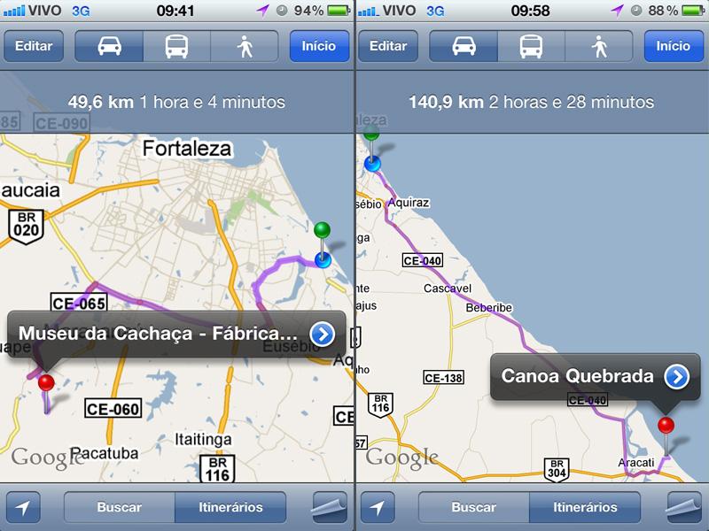 Google Maps - Localizando Pontos Tutísticos