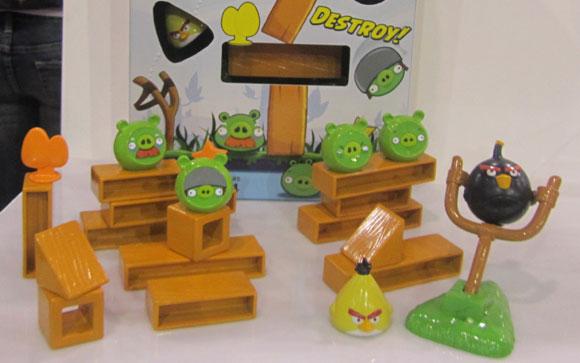 Angry Birds da Mattel/Rovio