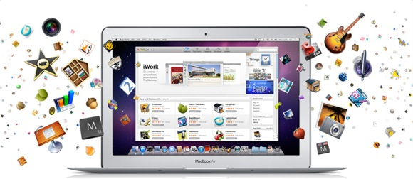 Mac App Store - ©Apple Inc.