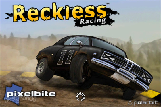 Reckless Racing (iPhone)