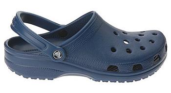 """Esse é um """"Crocs"""", bonito né?"""